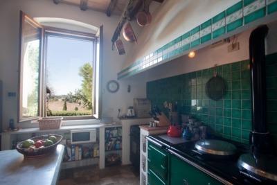 il mandorlo italy rental villa kitchen
