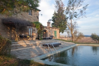 Il Mandorlo retreat - Marble Infinity Pool