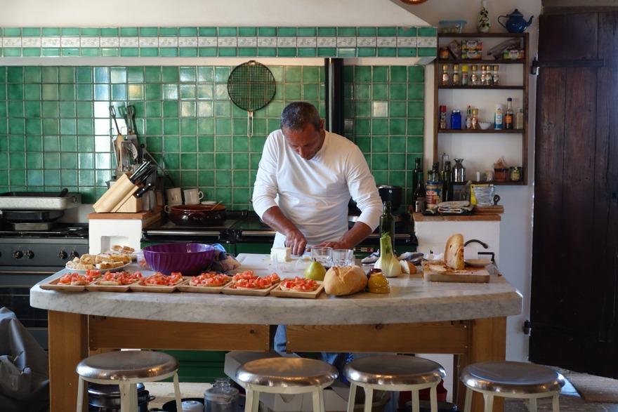 Il Mandorlo Kitchen