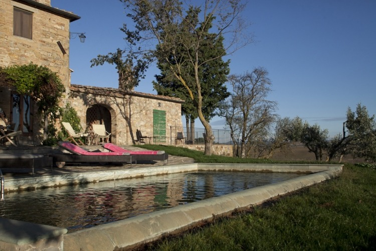 Il Mandorlo retreat - Pool Patio
